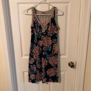 Lucky brand floral sundress